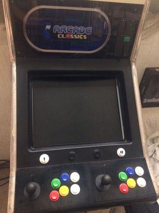 Máquina más arcade liquidación