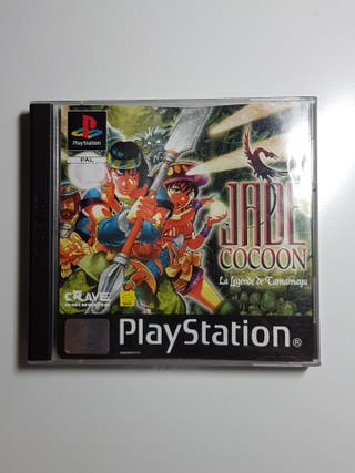 Jade Cocoon PSX ps1 play 1