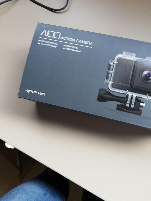 cámara 4k A ESTRENAR