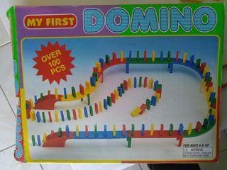 juego de piezas