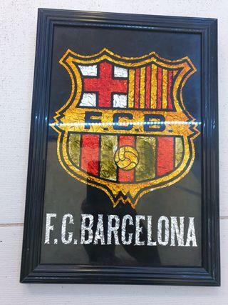 Cuadro fc barcelona