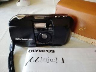 Cámara analógica OLYMPUS MHU1