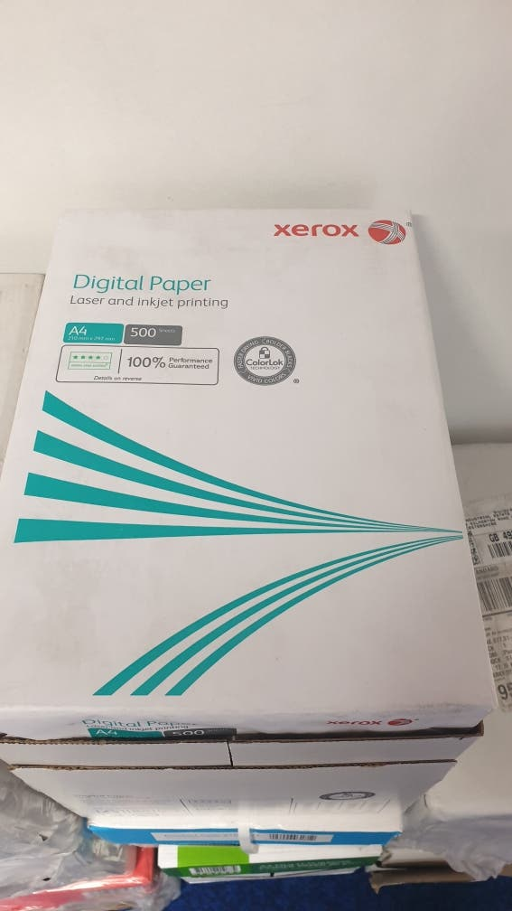 A4 Paper 80 GSM White, Office/School/Home Use
