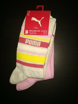 calcetines puma