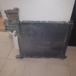 radiador mercedes vito