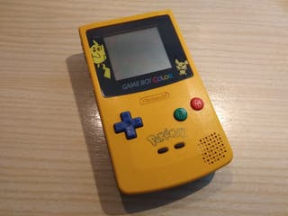 Gameboy Color Edición Pokemon