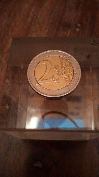 moneda de 2€ Austria 2002