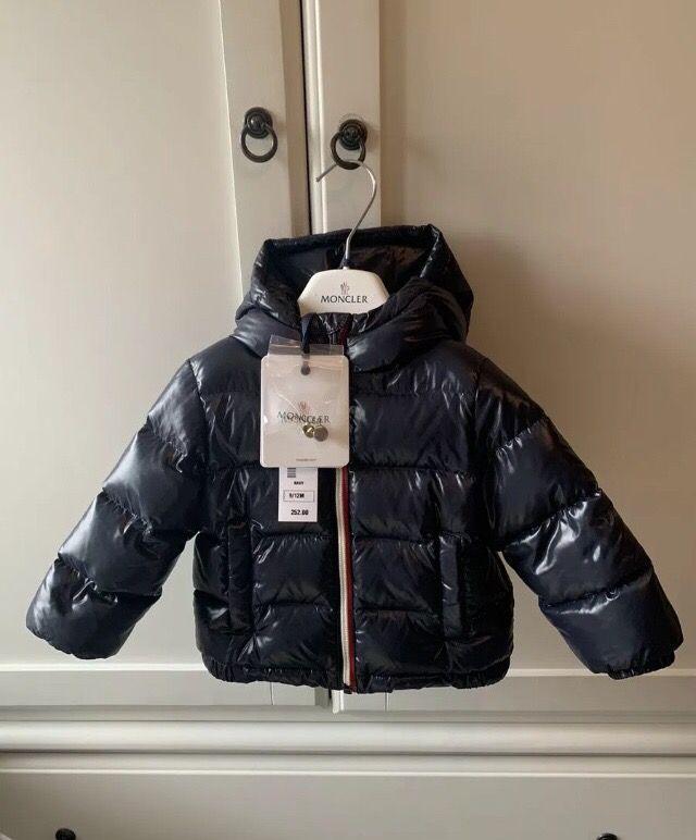 Boy/girl moncler Coat