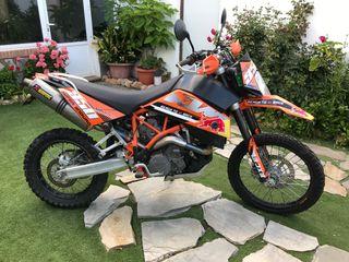 Ktm 950 SE trail súper Enduro
