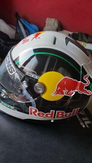 casco karting FR dave designs