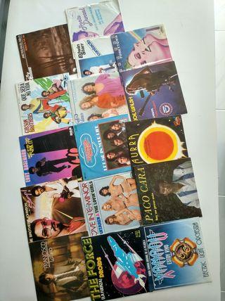 Discos Vinilo años 70-80