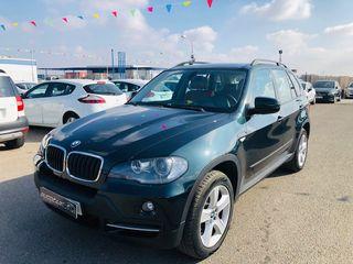 BMW X5 3.0dA-Nacional-LibroManten-Impecable!!Revis