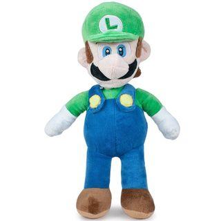 Peluche Luigi Mario Bros Soft 37 cm