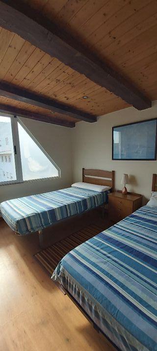 habitación completa 2 camas de 90