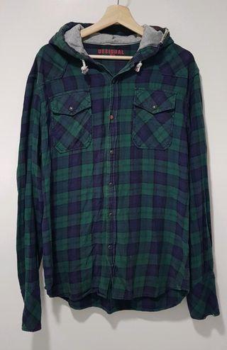 Camisa Desigual con capucha