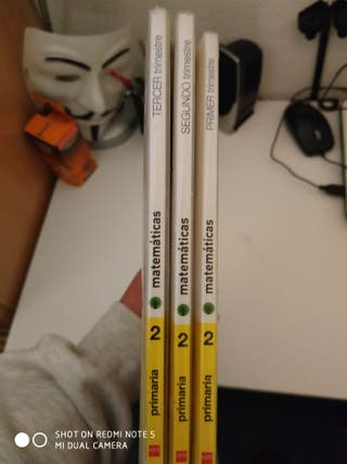 Libros Matematicas 2 Primaria