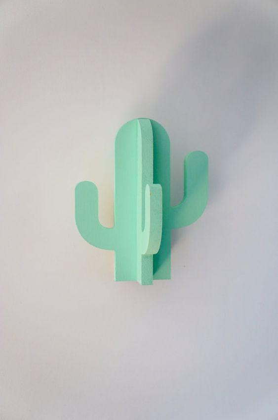 perchero cactus