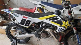 husqvarna 125cc 2017