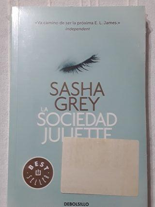 """SASHA GREY """" La sociedad Juliette """""""