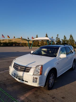Cadillac SRX 3.6