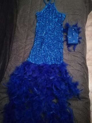 vestido fiesta gitana