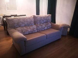 Sofa Cama Respaldo abatible