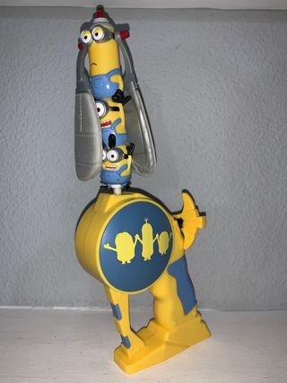 Lanzador/Volador Minion