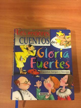 Los mejores cuentos de Gloria Fuertes.
