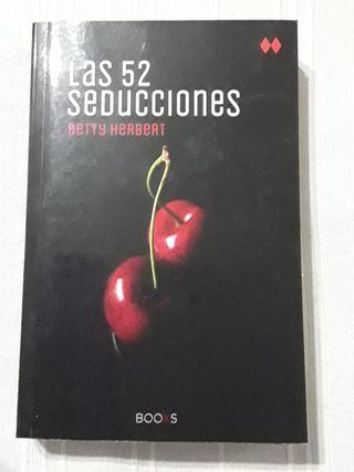 """BETTY HERBERT """" Las 52 seducciones """""""