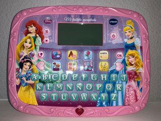 Mi tableta encantada Princesas Vtech