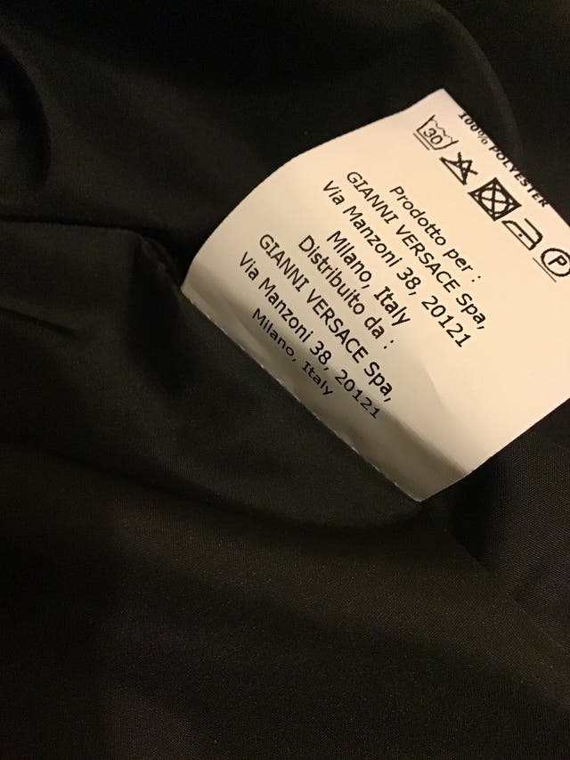 Jacket Versace