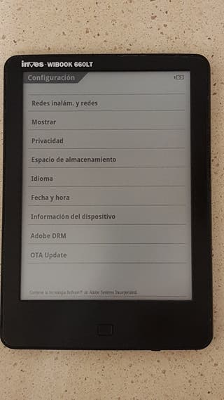 Libro electrónico para REPARAR o piezas.