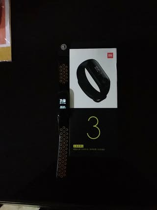 Pulsera Xiaomi mi band 3