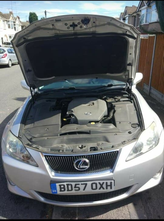 Lexus IS220d 2007