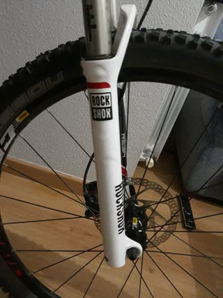 bicicleta de montaña canyon nerve al 6.0 Talla L