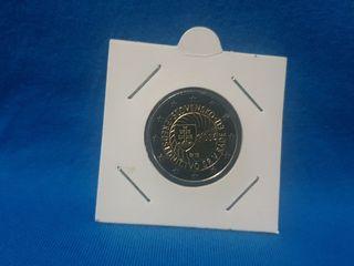 Moneda 2 Euros conmemorativa Eslovaquia 2016