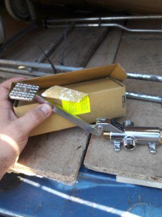 grifo pedal mezclador nuevo a estrenar