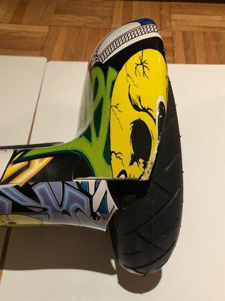Hoverboard patin electrico Graffiti M-S10