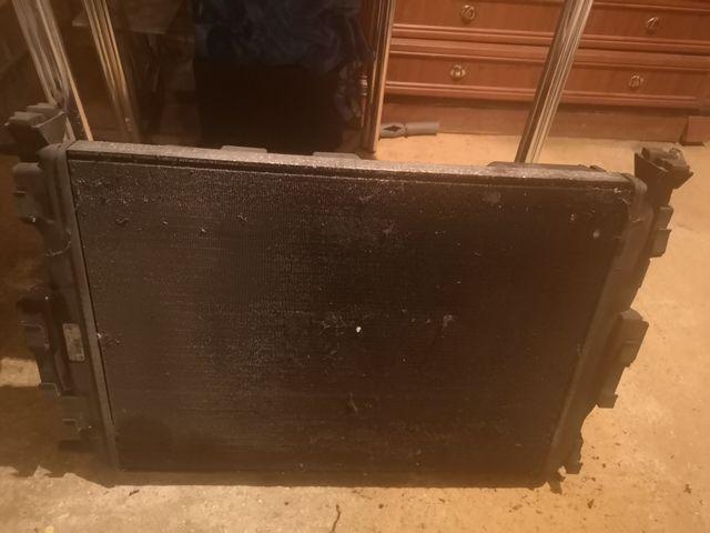 radiador scenic 2