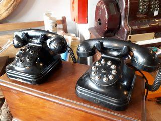 teléfonos antiguos baquelita
