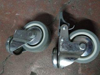 ruedas pequeña