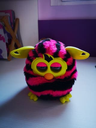 Furby boom, mascota electronica