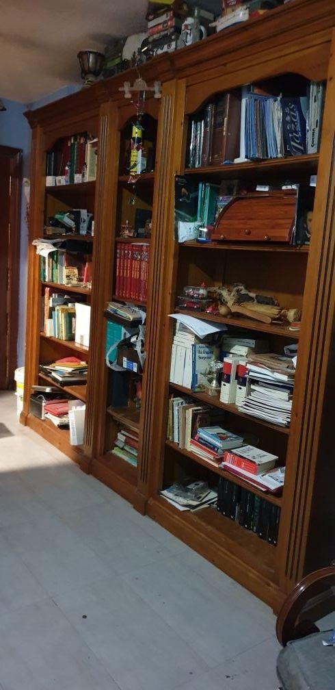 Libreria de madera