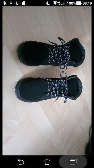 chaussures noir a vendre