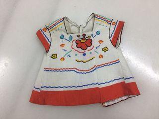 Camisa Nancy corta y cose