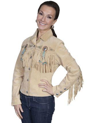 chaqueta ceremonial Cheyenne