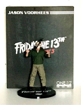 "Mezco One:12 Friday The 13th Part 3 6"" Figure"