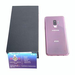 Samsung Galaxy S9 Plus Original Factura Garantía