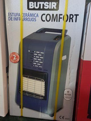 estufas infrarrojos a gas