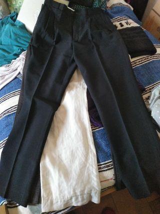 Pantalón uniforme de trabajo (camarero, conser